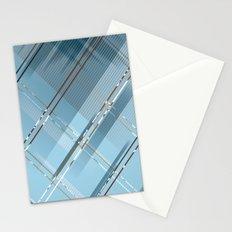 Exprimental Pattern V Stationery Cards