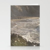 salt water Stationery Cards featuring Salt Water  by Shine