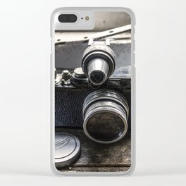 The Old Leica Clear iPhone Case