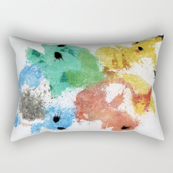 Starters Rectangular Pillow