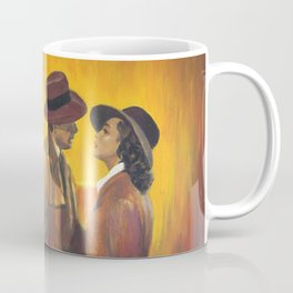 Casablanca film poster - The End Coffee Mug