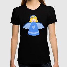 Little Blue Angel T-shirt