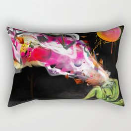Meaningful moments exist silently Rectangular Pillow