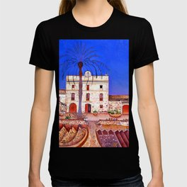Joan Miro House with Palm Tree T-shirt