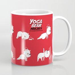 Yoga Bear - Polar Bear Coffee Mug