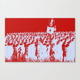 Ancient Roman Legion Canvas Print