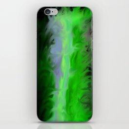 Garden V iPhone Skin