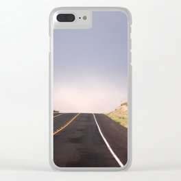 Road to Marfa Clear iPhone Case