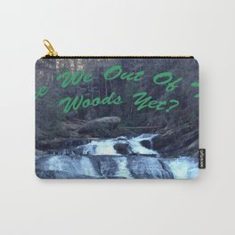 TS- Out of the Woods Carry-All Pouch