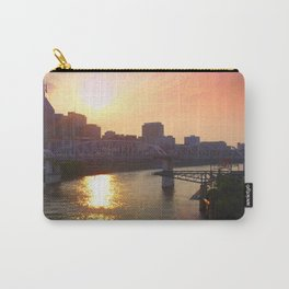 Nashville Dusk Carry-All Pouch