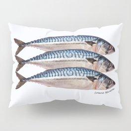 Fresh Cornish Mackerel Pillow Sham