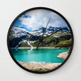 Chill Lake     Wall Clock
