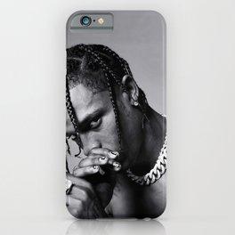 Travis Scott,Wall Art6 iPhone Case