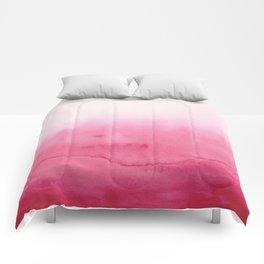 Watercolor Texture Comforters