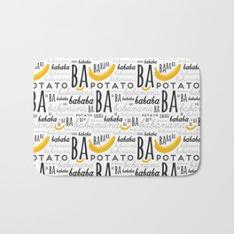 Minion - banana Bath Mat