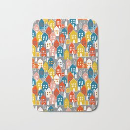 wondeful time of the year Bath Mat