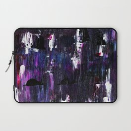 Lost In The City Laptop Sleeve