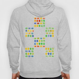 Jelly Beans Hoody