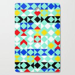 Geometric XVI Cutting Board