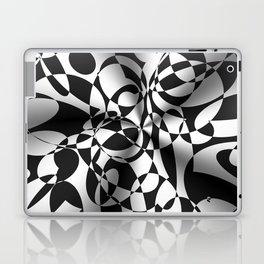 Op Art Boogaloo Laptop & iPad Skin