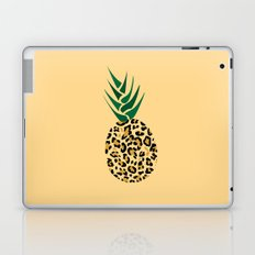 Leopard Pineapple Picture Laptop & iPad Skin
