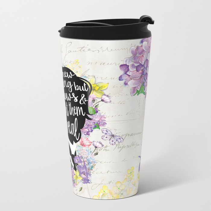 The Picture of Dorian Gray - Real Metal Travel Mug