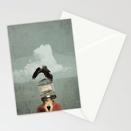 metaphorical assistance Stationery Cards