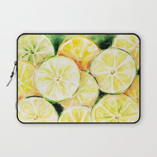Limes and lemons by adrianamijaiche