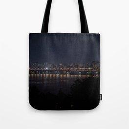 Night Kyiv Tote Bag