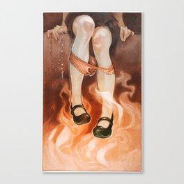 Stygiophilia by Wylie Beckert Canvas Print