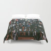 heaven Duvet Covers featuring Heaven by LIOX