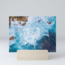 Avalon has a plan - Fine Art Photograph Mini Art Print