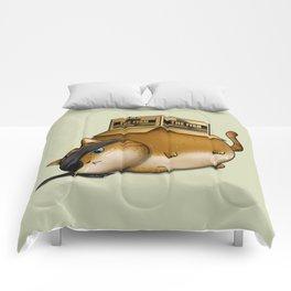 Meowtal Gear Solid Comforters
