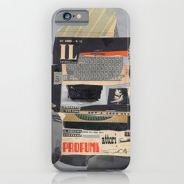 profumi iPhone Case