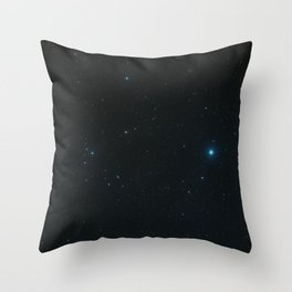"""Hubble Space Telescope - Hubble captures a """"five-star"""" rated gravitational lens (2006) Throw Pillow"""
