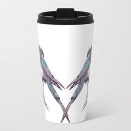 Juvenile Magpie Travel Mug