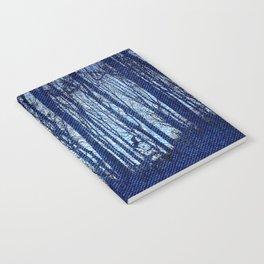 Denim Designs Winter Woods Notebook