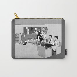 OFFICE MEETING Carry-All Pouch