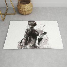 Fetish painting #3 Rug