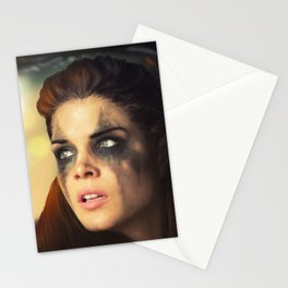 Octavia Blake. Marie Avgeropoulos The 100 Stationery Cards