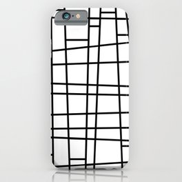 Lines at La Modern  iPhone Case