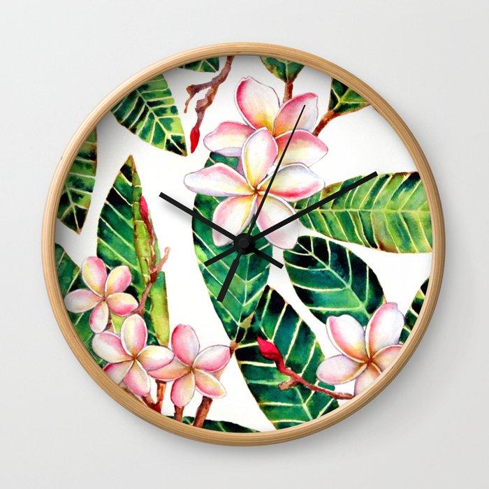 Maui Mood Wall Clock