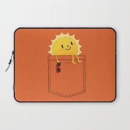 Pocketful of sunshine Laptop Sleeve