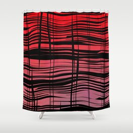 Only a small Moment Shower Curtain