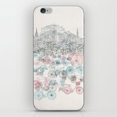 Old Town Bikes iPhone Skin