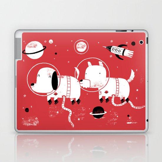 Astro dogs Laptop & iPad Skin
