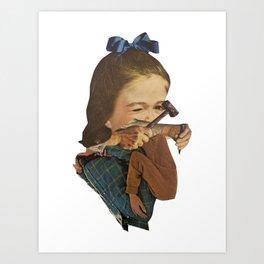 Hereditary Art Print