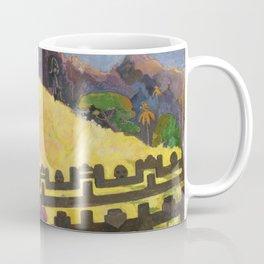 The Sacred Mountain Coffee Mug