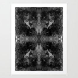 DAG IV (quadri) Art Print