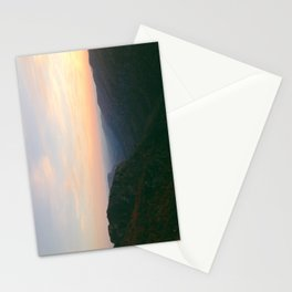 Linville Gorge Sunset Stationery Cards
